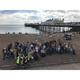 Sea Life Brighton Issues Urgent Plea for Ocean Pollution Prevention after Public Beach Clean
