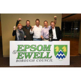 Winners of the #Epsom and Ewell Sports Awards 2017 Celebrating local sporting success