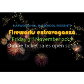 Local businesses needed to sponsor school charity fireworks event