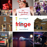 Watford's FIRST EVER Fringe Festival is Here!