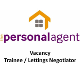 Trainee / Lettings Negotiator Vacancy in #Epsom with The Personal Agent @PersonalAgentUK