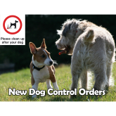 NEW COUNCIL DOG CONTROLS COME INTO EFFECT