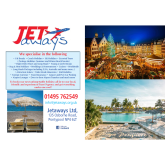 Jetaways Travel Customer Service Shines Through the Clouds!
