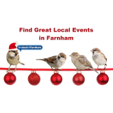 Your guide to things to do in Farnham – 10th November to 23rd November