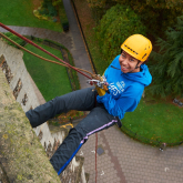 Calling all daredevils! Snowflake Abseil Challenge