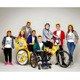 The One Show's Rickshaw Challenge is coming to Cannock