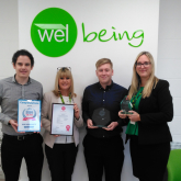 Welbeing are proud to share their success