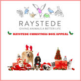 Support the Raystede Christmas Box Appeal
