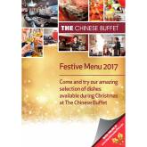 Celebrate Christmas and New Year 2017 at THE Chinese Buffet, Bolton