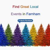Your guide to things to do in Farnham – 20th December to 2nd January