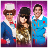 It's almost panto season at the White Rock Theatre!