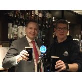 New beer celebrates Shropshire county hotel