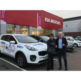 Look out for thebestof bolton new Kia Sportage!