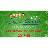 Fantastic Christmas Holiday Care with School Shuttle