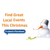 Your guide to things to do in Farnham – 8th December to 21st December
