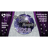 Peace Hospice Care launches Strictly Come Hospice 2018