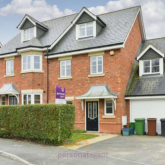Letting of the Week –4 Bedroom Town House – Horton Crescent - #Epsom #Surrey @PersonalAgentUK