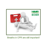 Breaths in CPR are still important!