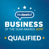 YOUR CHANCE TO VOTE! - EIGHT Qualifiers for our annual 'BUSINESS OF THE YEAR AWARDS 2018/19'