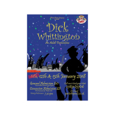 A panto for the adults - Dick Whittington with a twist!