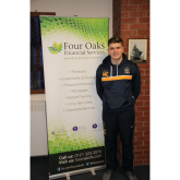 Four Oaks Financial Services Sponsors Talented Young Rugby Player