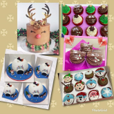 There's still time to order your Christmas cupcakes
