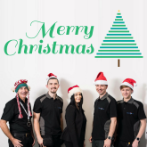 Merry Christmas Eastbourne from the Tectonic Team