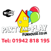 Party and Play Funhouse – Your local, and exciting Indoor and Outoor play centre!