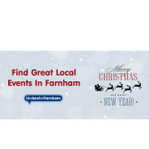 Your guide to things to do in Farnham – 22nd December to 4th January