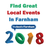 Your guide to things to do in Farnham – 5th January to 18th January