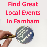 Your guide to things to do in Farnham – 19th January to 1st February