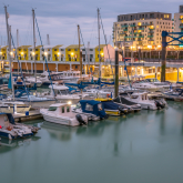 Why You Should Visit Brighton Marina