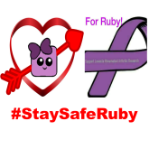 Nics Gifts are proud to support #staysaferuby