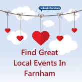 Your guide to things to do in Farnham – 2nd February to 15th February