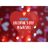 Valentine's Day in Walsall