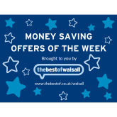 Money Saving Offers in Walsall