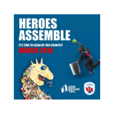Join ABP Port of Barrow and become a Litter Hero
