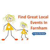 Your guide to things to do in Farnham – 2nd March to 15th March