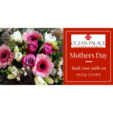 Dine with Ocean Palace this Mother's Day 2018!