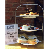Win an Afternoon Tea for two at The Barn Swinfen