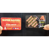 Take advantage of the Autosport Direct Super Savers Club Card