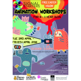 Signal Starters Easter Workshops