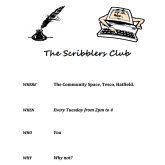 How The Scribbler's Club was born