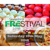New food festival coming to Shropshire this spring