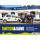 SWITCH & SAVE WITH GUERNSEY ELECTRICITY