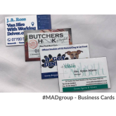 Who has the best business card in Eastbourne?