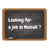 Part time job opportunity in Walsall