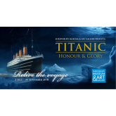 Titanic: Honour and Glory coming to Shrewsbury Museum & Art Gallery
