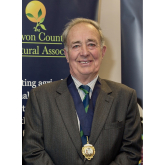 Devon County Show President looks forward to a packed three days on May 17, 18 & 19 at Westpoint showground, Exeter
