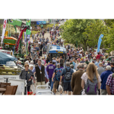 Sunshine and big crowds at this year's Devon County Show